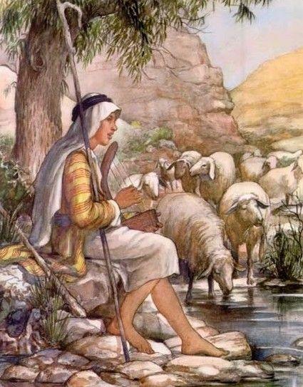 David Shepherd Psalmist