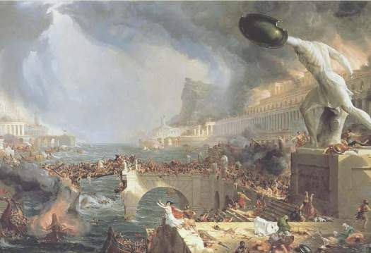 Destruction of Rome