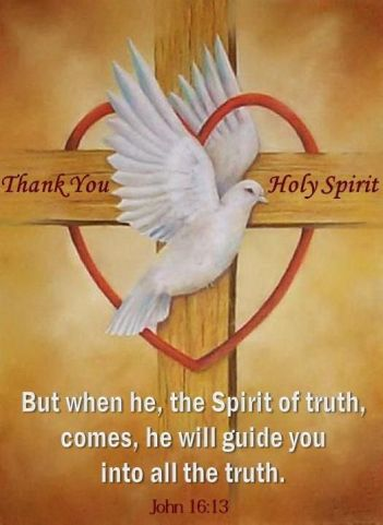 Lead by the Holy Spirit