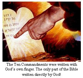 God wrote the Big TEN