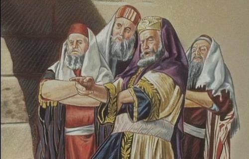 jealous pharisees