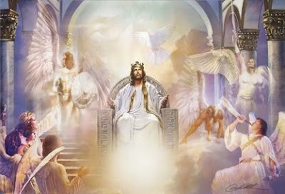 jesus-on-the-throne-of-god