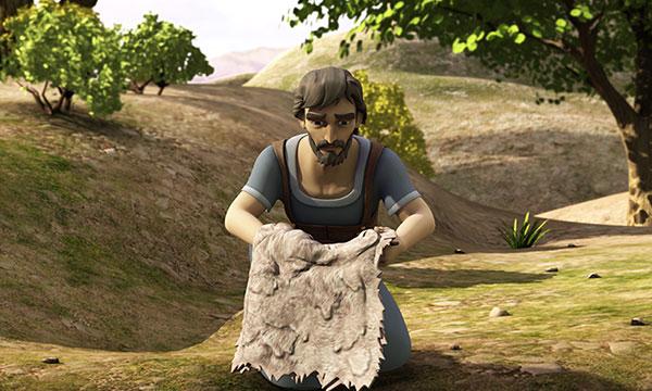 Gideon's fleece 3
