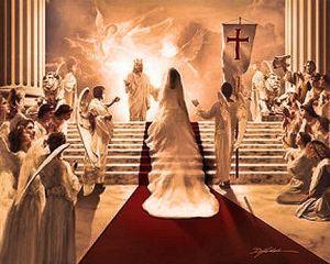 Jesus as the bridegroom