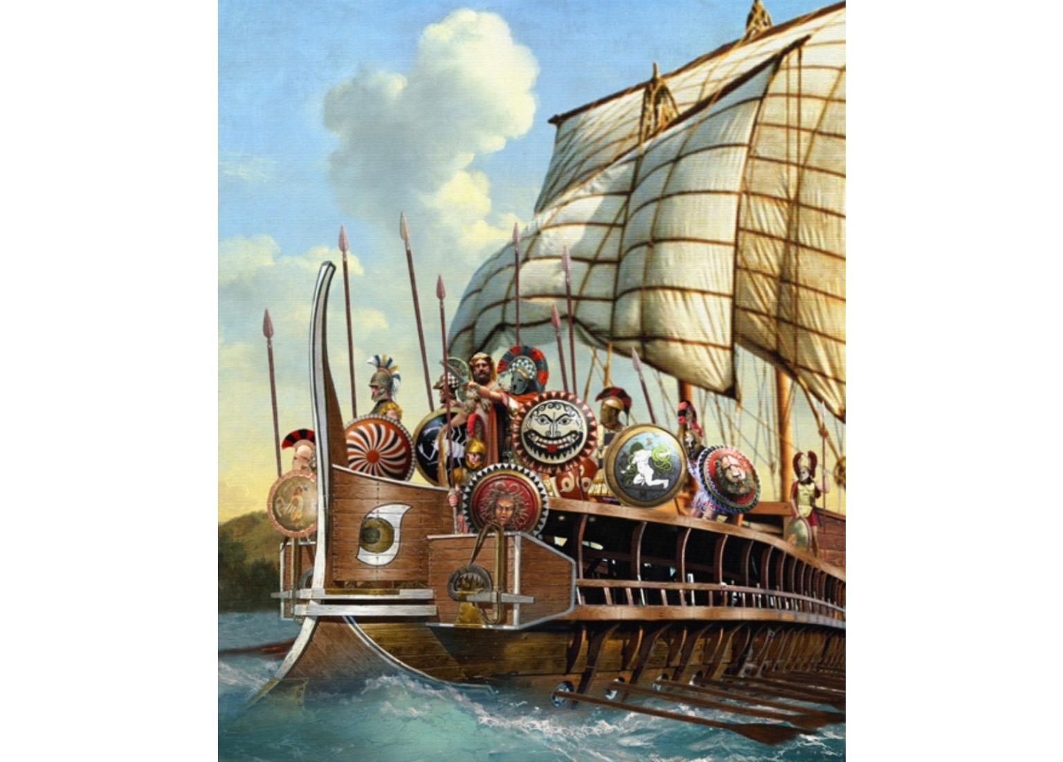Картинка корабль арго