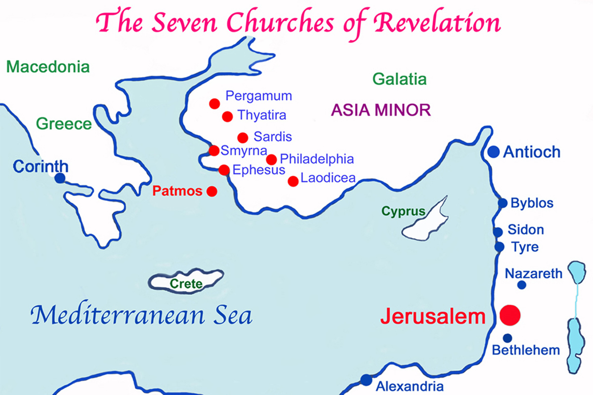 The Seven Churches Of Revelation Part 3 Pergamos Emmausroadministries